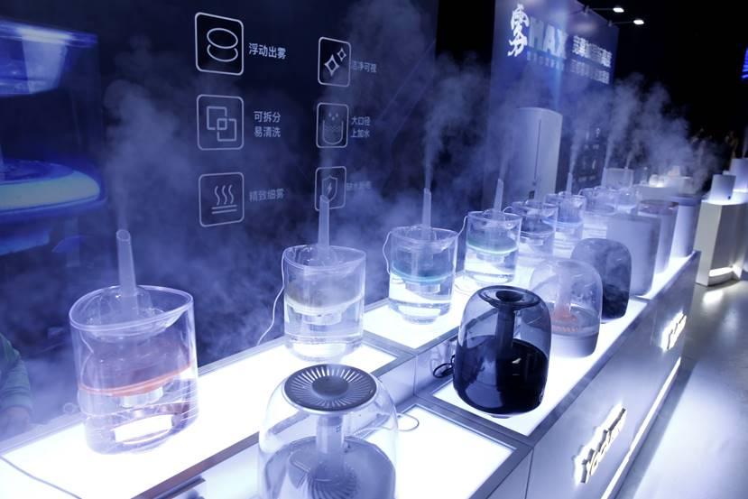 2020亚都科技新品:创新浮动机芯 洗脸盆都能变身加湿器!
